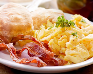 Check out Tracy's Breakfast brunch - every weekend